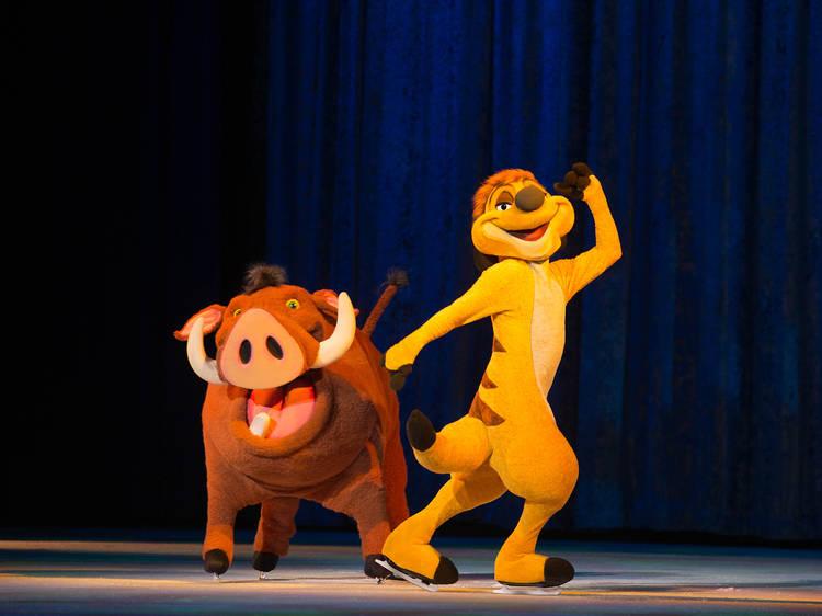 Taller virtual La magia musical de Disney