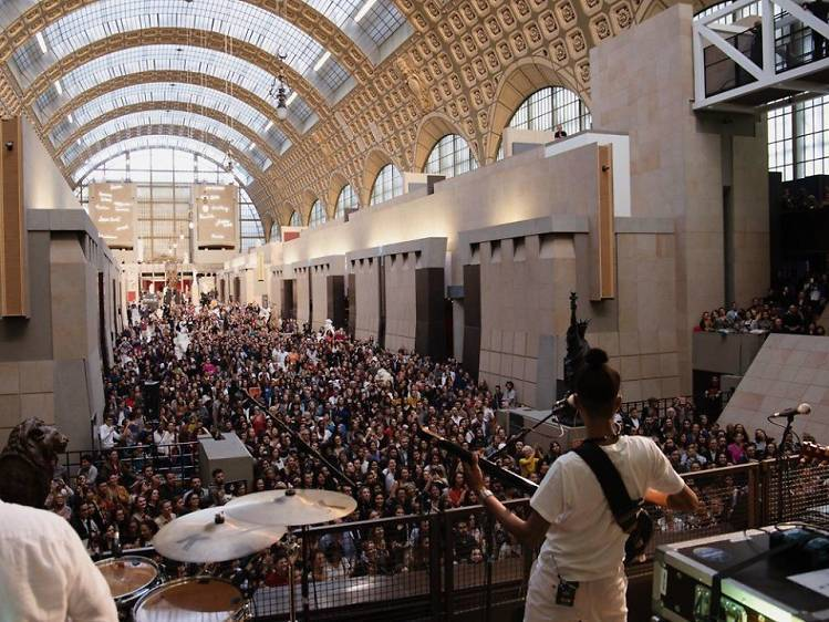 Carnaval, expo Degas et musique italienne: Time Out et le Musée d'Orsay vous invitent à une nouvelle nocturne!
