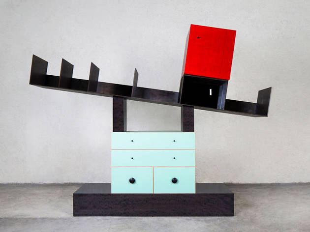 Ettore Sottsass, Cabinet no. 3, 2003.