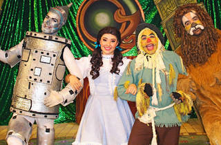 El mago de Oz, el musical (Foto: Cortesía de la producción)