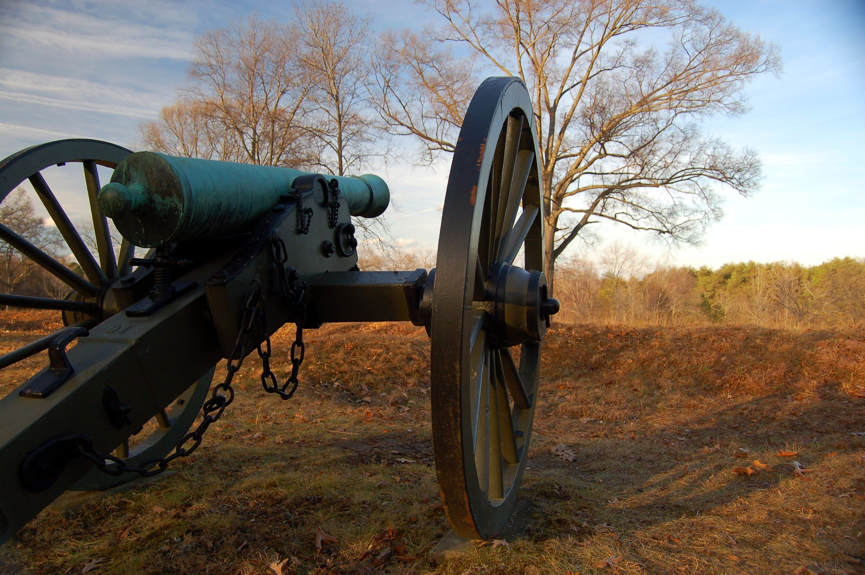 Picket's Hill, Fredericksburg VA