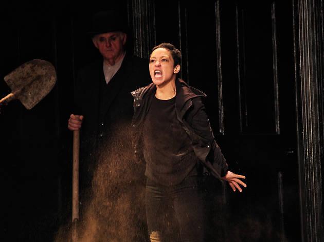 Ruth Negga in Hamlet