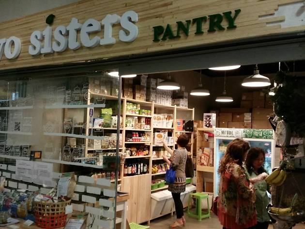 Two Sisters Pantry