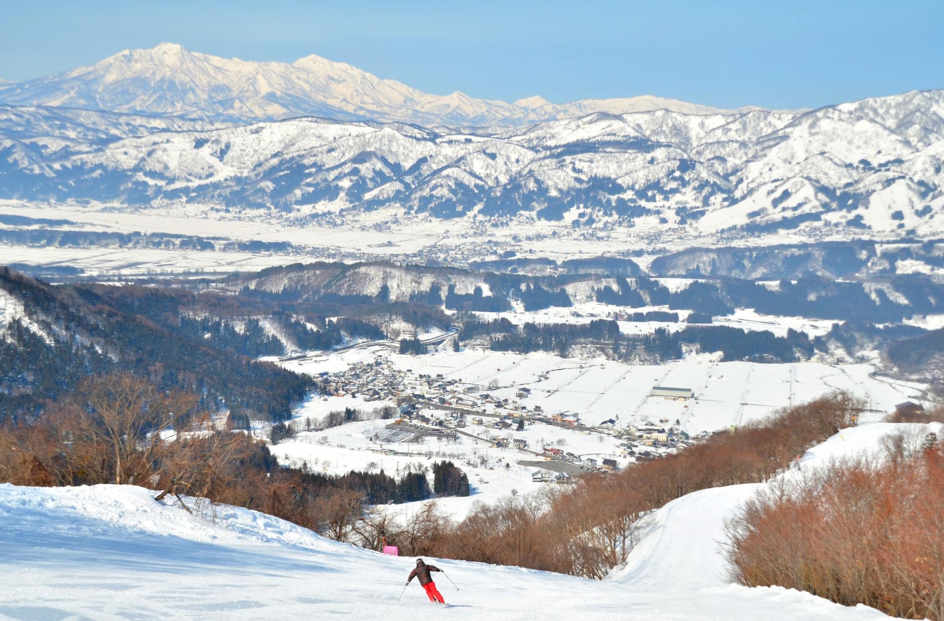 Best ski resorts near Tokyo