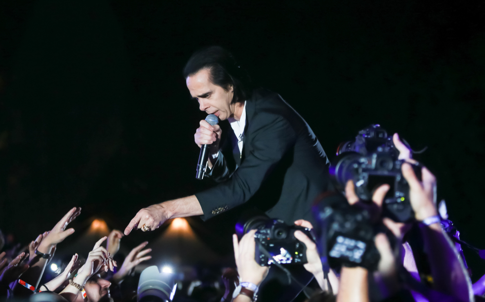Nick Cave returns to Israel