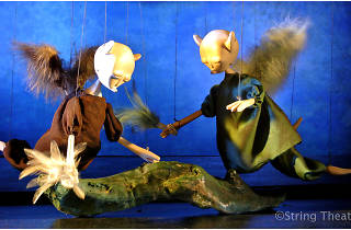 The Water Babies, String Theatre, London International Mime Festival 2020