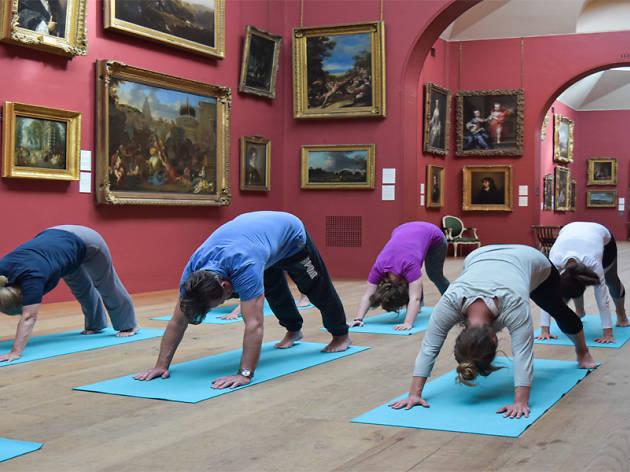 Gallery Yoga
