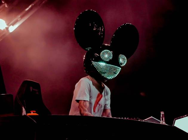Deadmau5 + Getter + BlackGummy