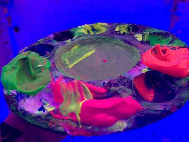 Neon Art Rave