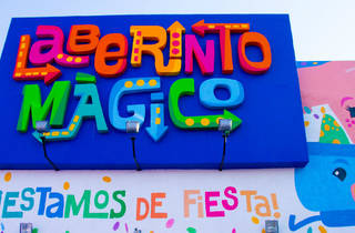 Laberinto Mágico (Foto: Cortesía Laberinto Mágico)