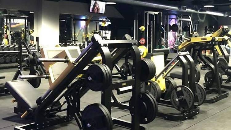 Fitness Park Saldanha