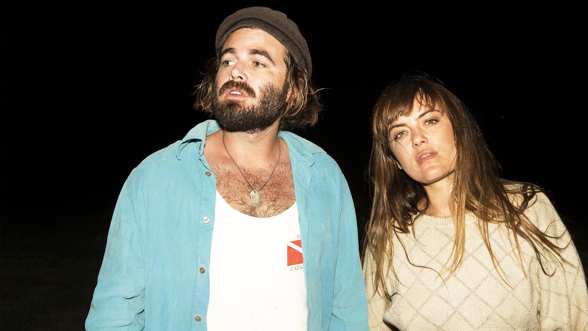 Press shot of Angus and Julia Stone