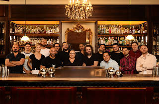 Bar Bushfire Shake-Up line-up of chefs and bartenders