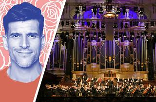 A Valentine's to Remember Osher Gunsberg Sydney Symphony supplied 2020