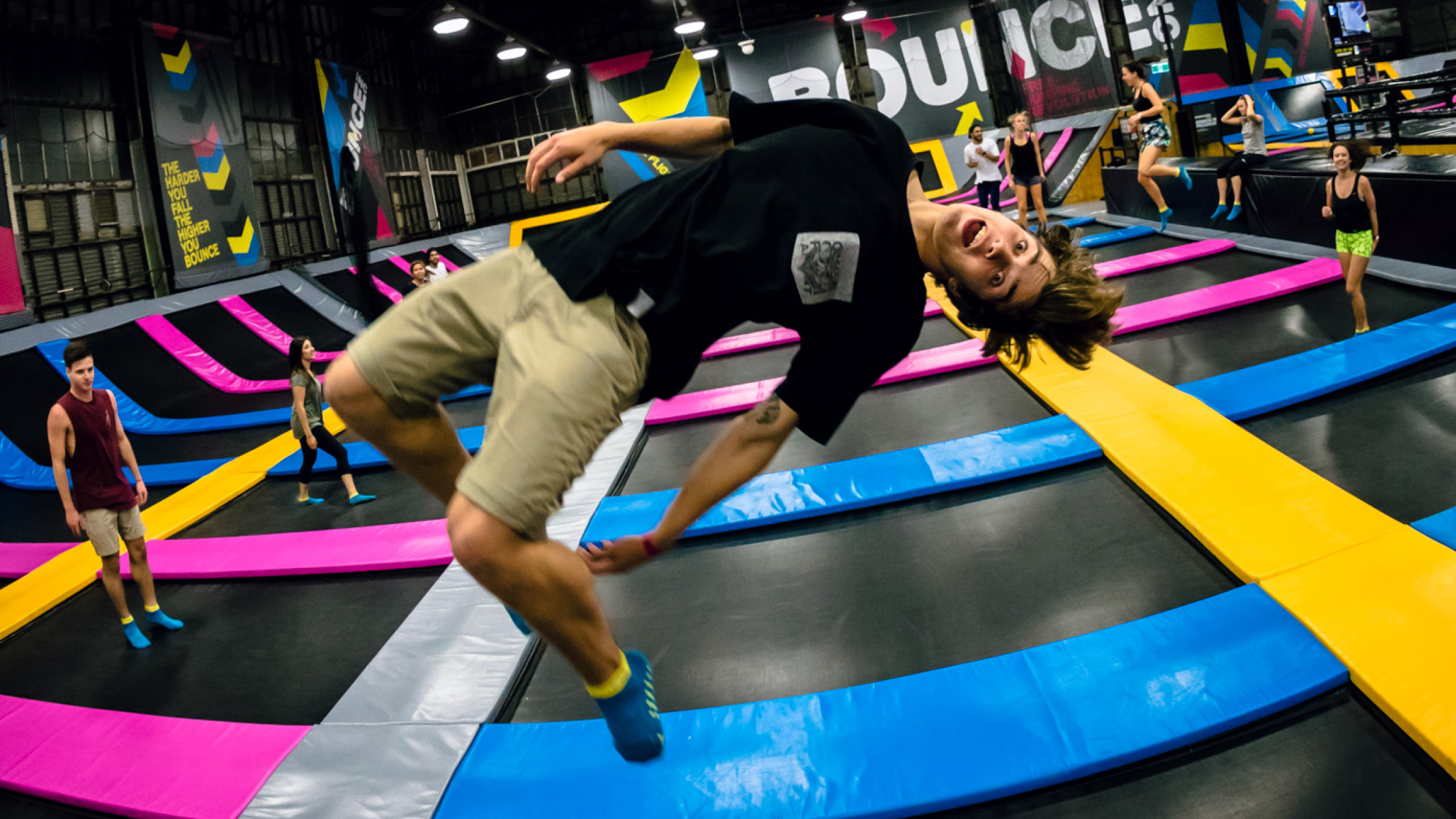 Bounce Inc is letting you double your fun this summer