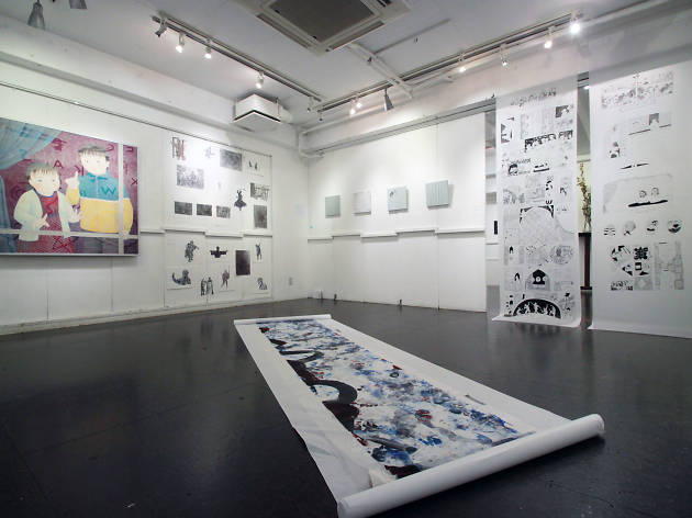 Design Festa Gallery Harajuku