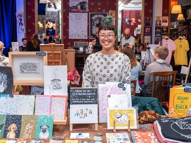 Brunswick Artist Markets