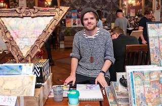 Bruswick Artist Markets