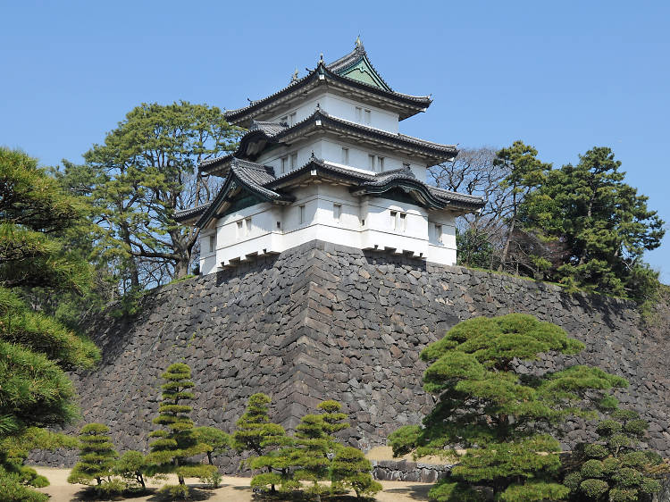 Make like royalty at the Imperial Palace