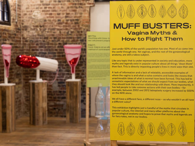 Muff Busters