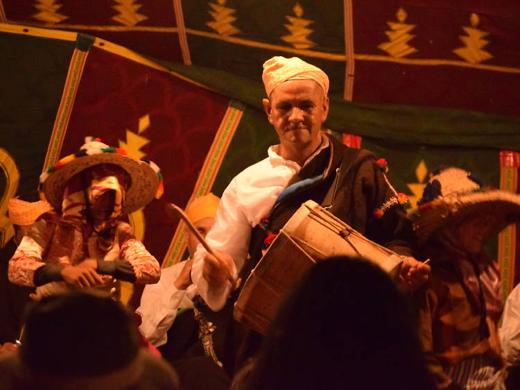 Marvel at Morocco's mystical master musicians