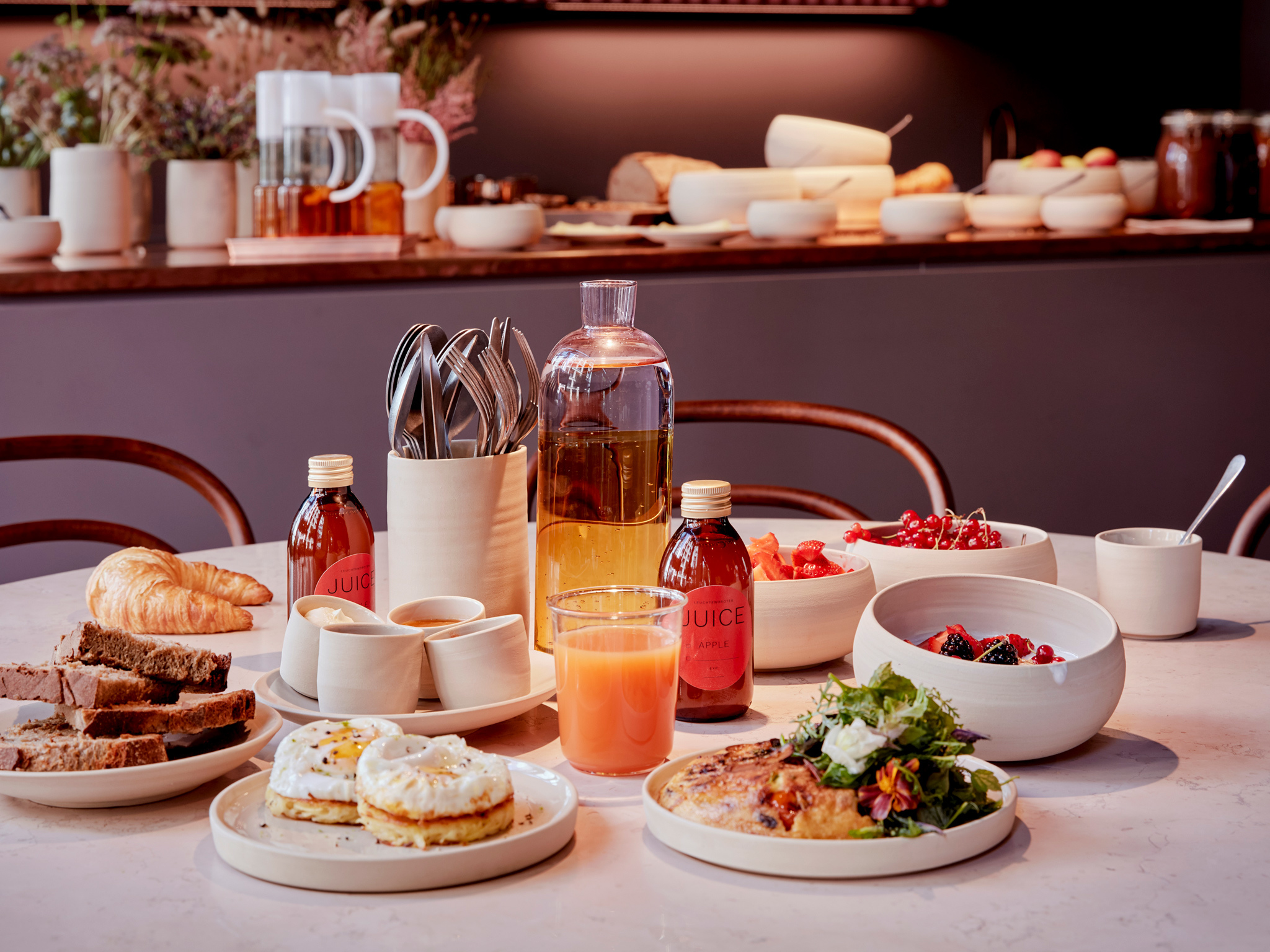 12 ace breakfasts and brunches in Frankfurt