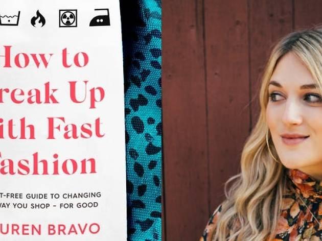 How to Break Up with Fast Fashion: Lauren Bravo in Conversation