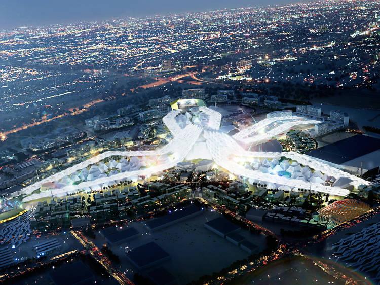 Glimpse the future at Expo 2020 Dubai