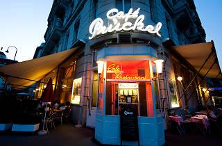 Café Prückel in Vienna