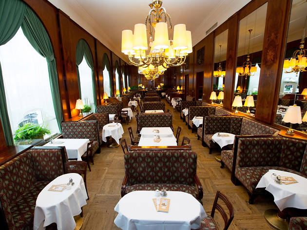 Café Landtmann in Vienna