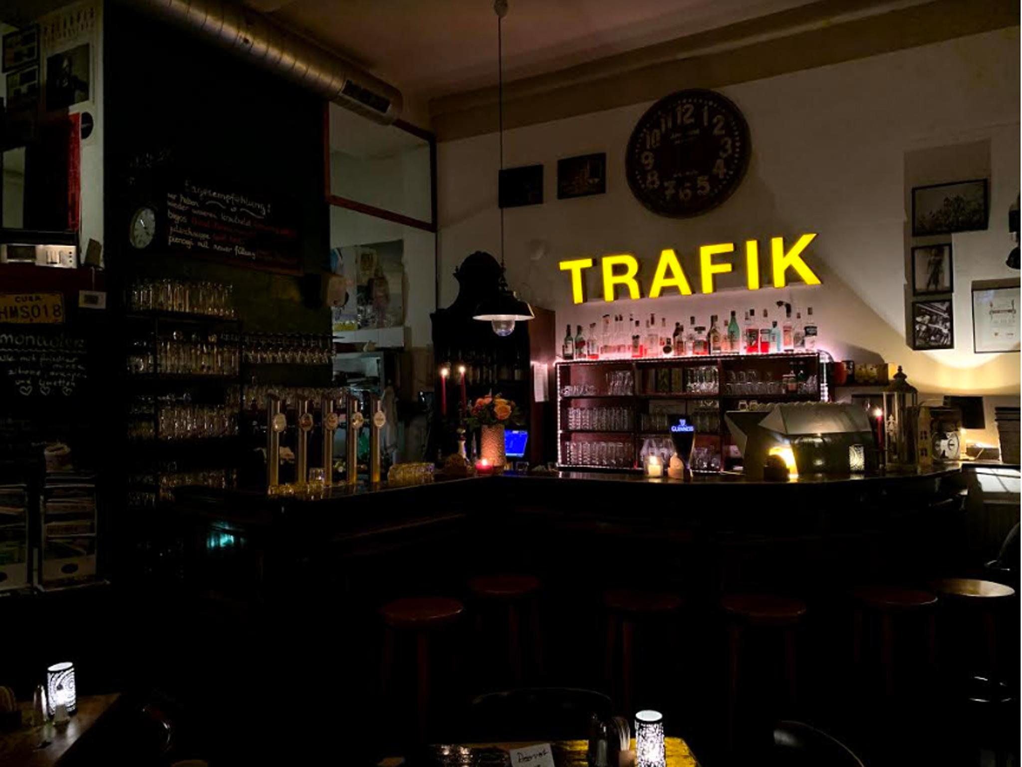 Kulturcafé Tachles in Vienna