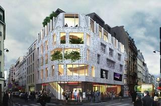 Ce mois-ci, ouverture à Barbès d'un lieu de 5 étages entièrement dédié à la musique