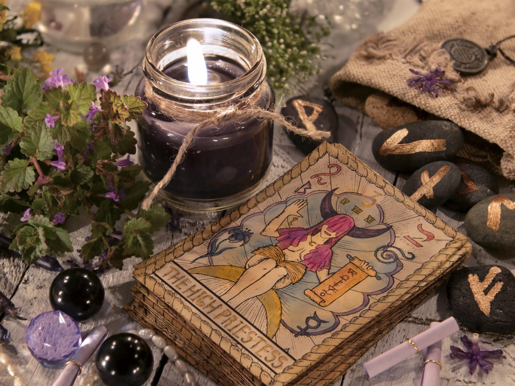 Lectura de tarot