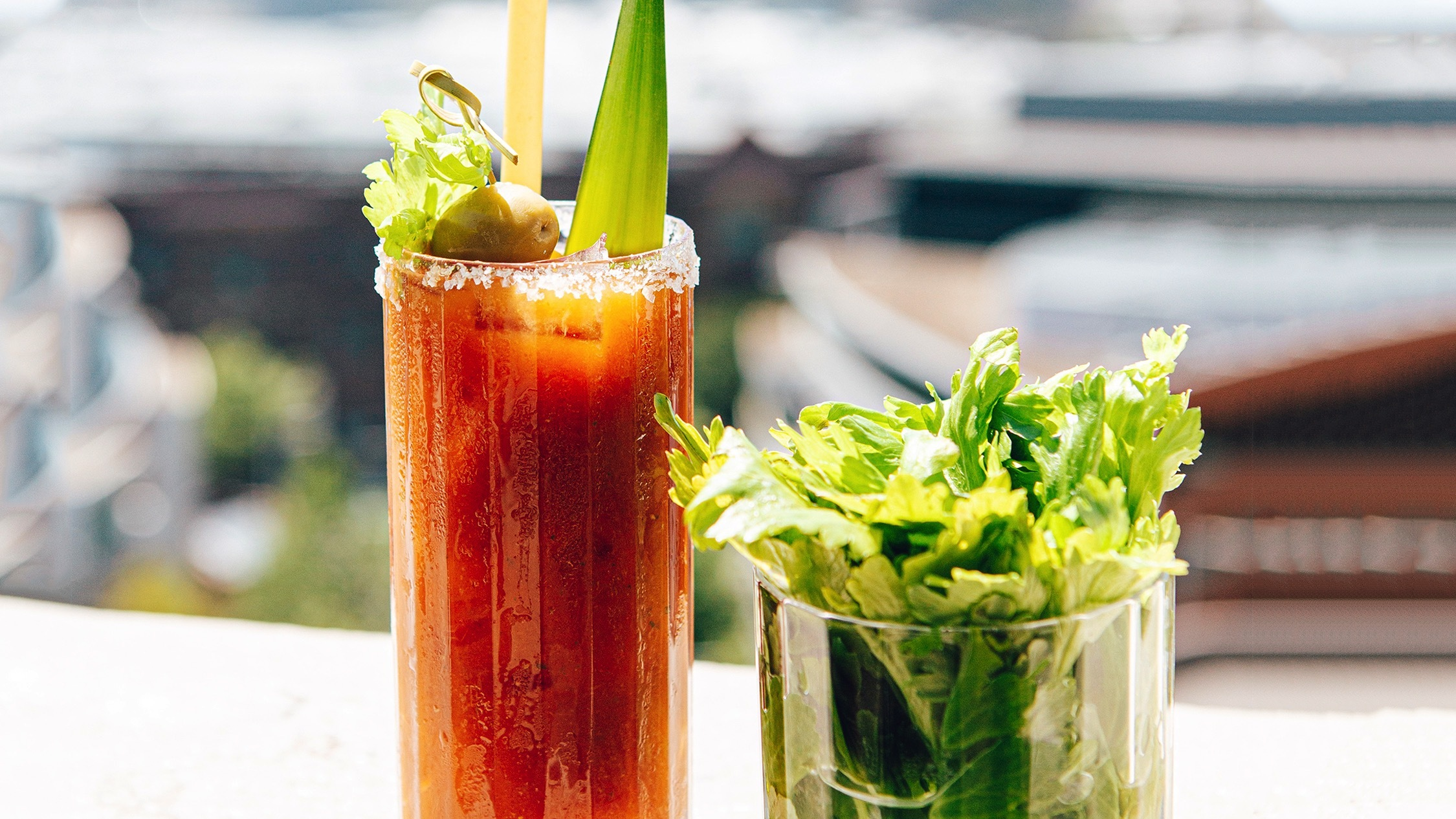 Henry Deane Bloody Mary