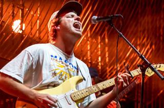 Mac DeMarco performing in Austin, Texas (2017-10-01)