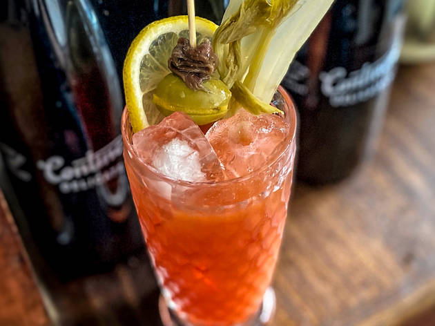 Continental Deli Bloody Mary