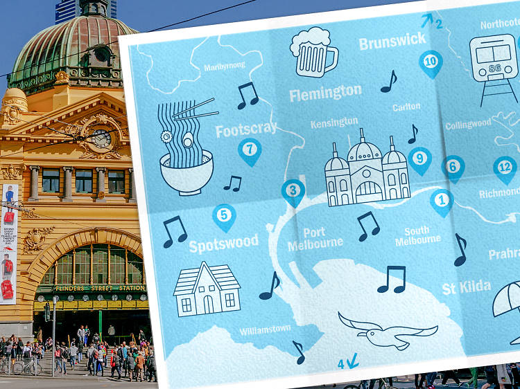 12 songs we love about Melbourne