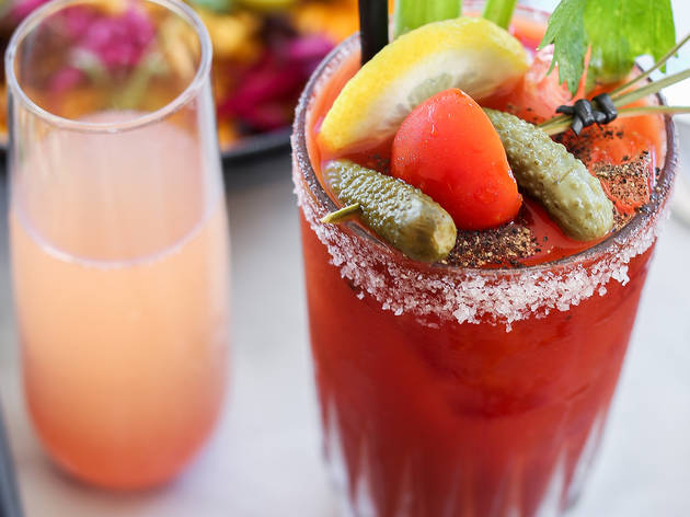 Porch and Parlour bloody mary