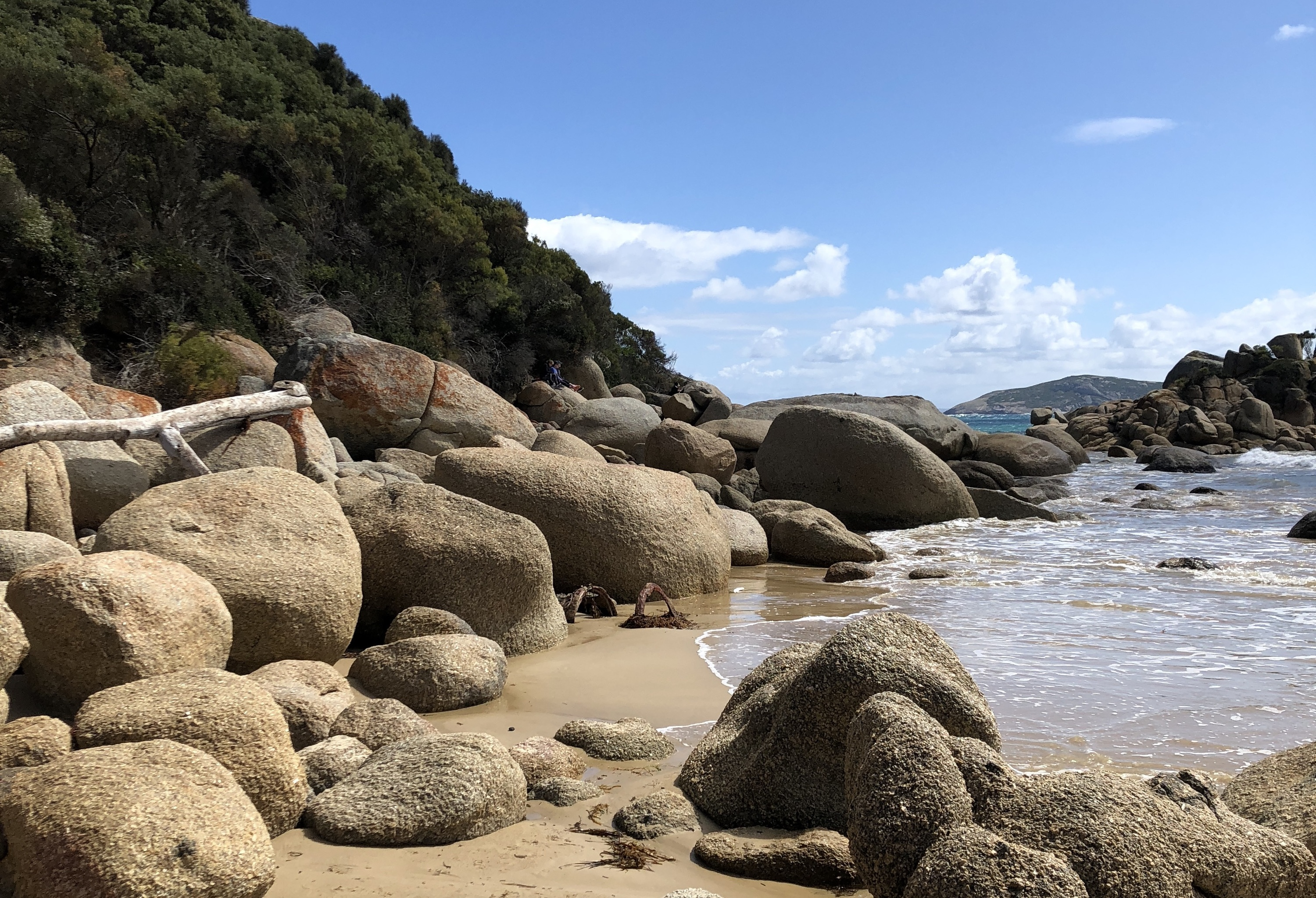 Beach at Fairy Cove in Wilsons Promontory