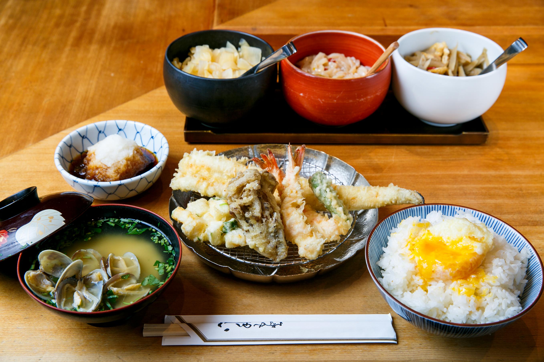 Nihonbashi-Tenpurameshi Kaneko-Hannosuke