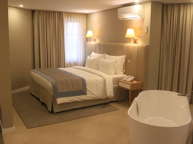 Suave Mar Hotel