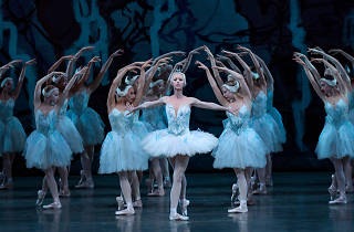 Teresa Reichlen and New York City Ballet in Swan Lake