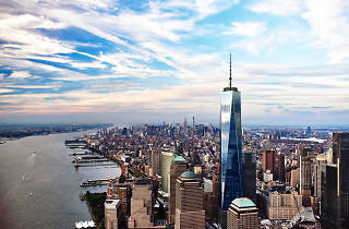 One World Trade Center Marley White/NYC and Company