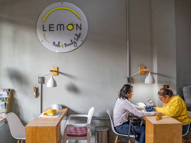 Lemon Beauty Lab (Foto: Alejandra Carbajal)
