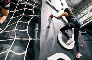 Latitude trampoline centre