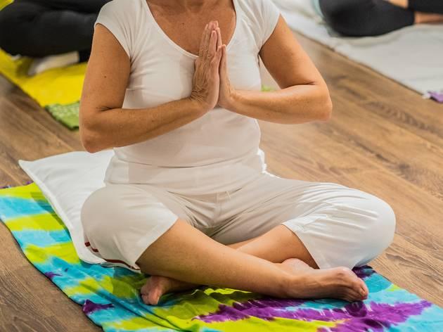 Comece o dia a meditar