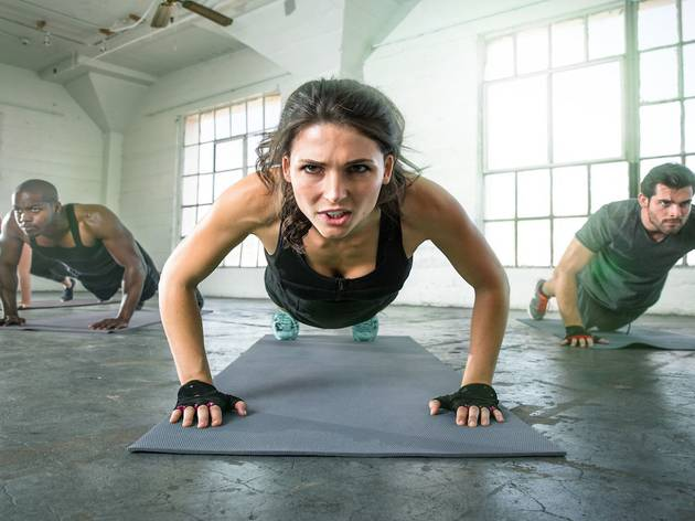 Up to 61% off exercise classes with Fuse Fitness
