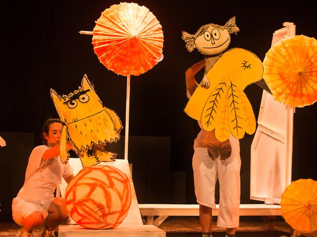 Obra de teatre infantil El Monstre de colors