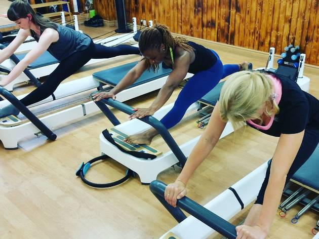 Up to 57% off Flowing Body Pilates