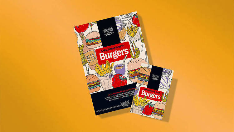 Time Out Box Burgers